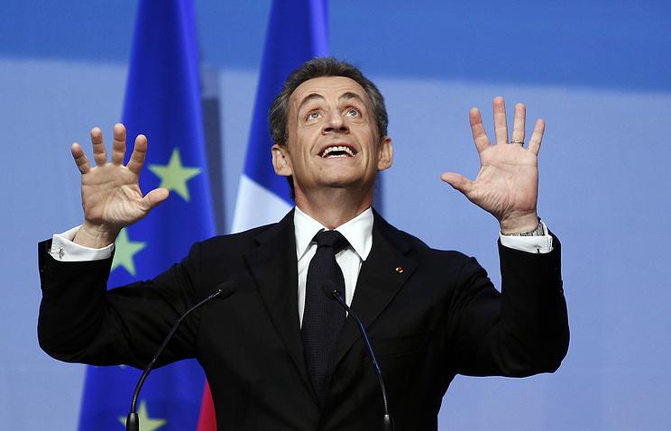 Юрист Саркози отверг обвинения вполучении политиком средств отКаддафи