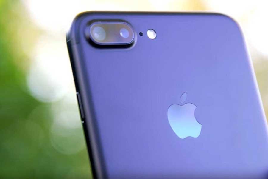 Apple уменьшает заказы напроизводство iPhone 7
