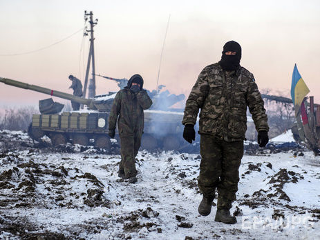Боевики наСветлодарском направлении попытались «выбить» украинские подразделения сзанимаемых позиций