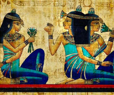 Учёные узнали чем лечились граждане старинного Египта