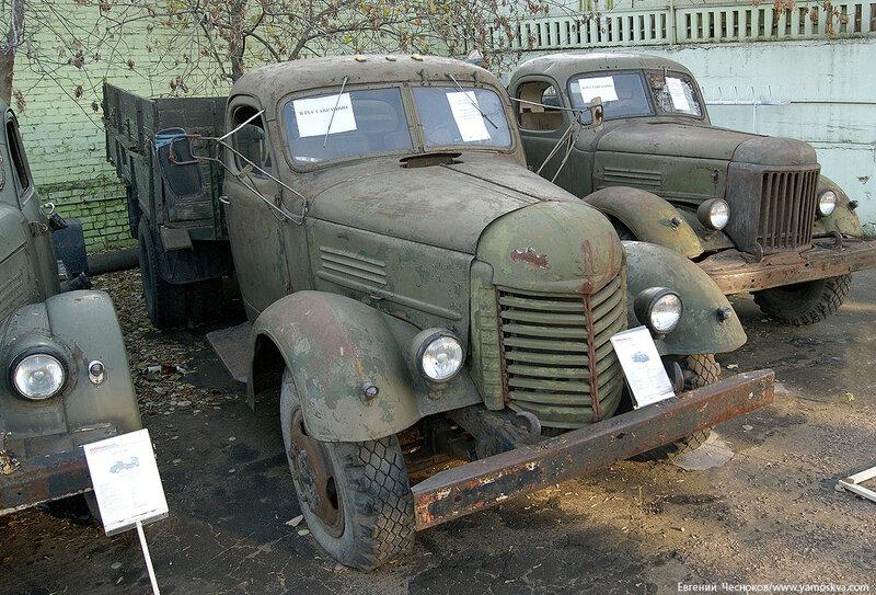 59. Рогожский Вал. ЗИС-150. 1947-1957. 31.10.10.01...jpg