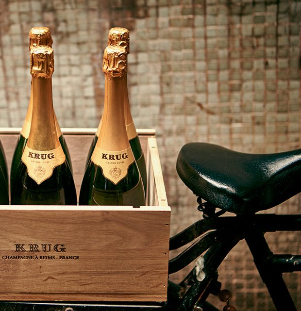 Berluti X Krug Collaboration