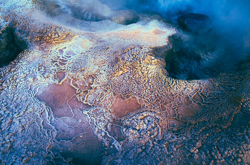 Surreal Photos of the Tatio Geyser Field in Chile by Owen Perry