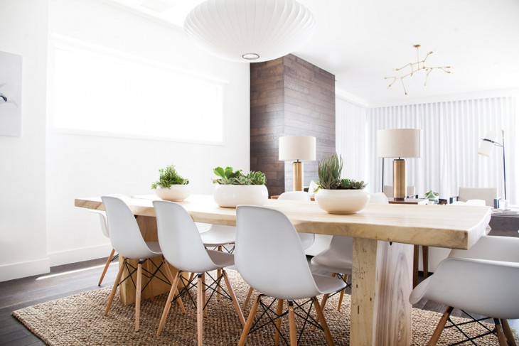 Upscale Style: Drool-Worthy Dining Chairs (5 pics)