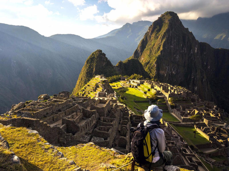 Average summer rates in Machu Picchu: June — $58, July — $59, August — $59 SHARE it with your f