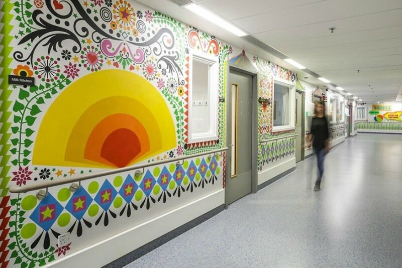 Детская больница в Лондоне