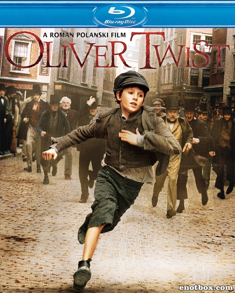 Оливер Твист / Oliver Twist (2005/BDRip/HDRip)