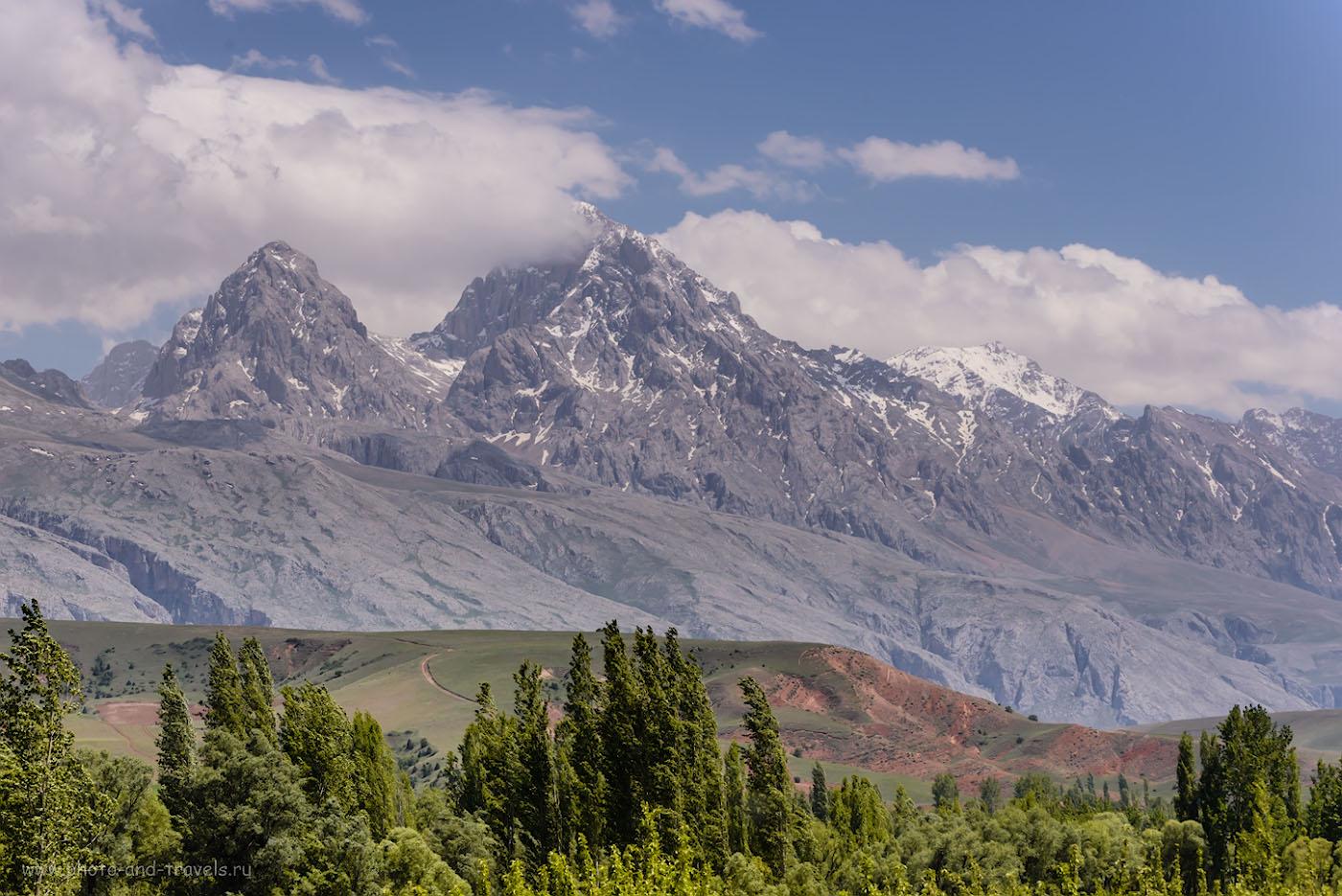 Фото 5. Пик Demirkazık - самая высокая вершина Аладаглара. Отчеты туристов об отдыхе в Турции самостоятельно. 1/600, 8.0, 400, 90.
