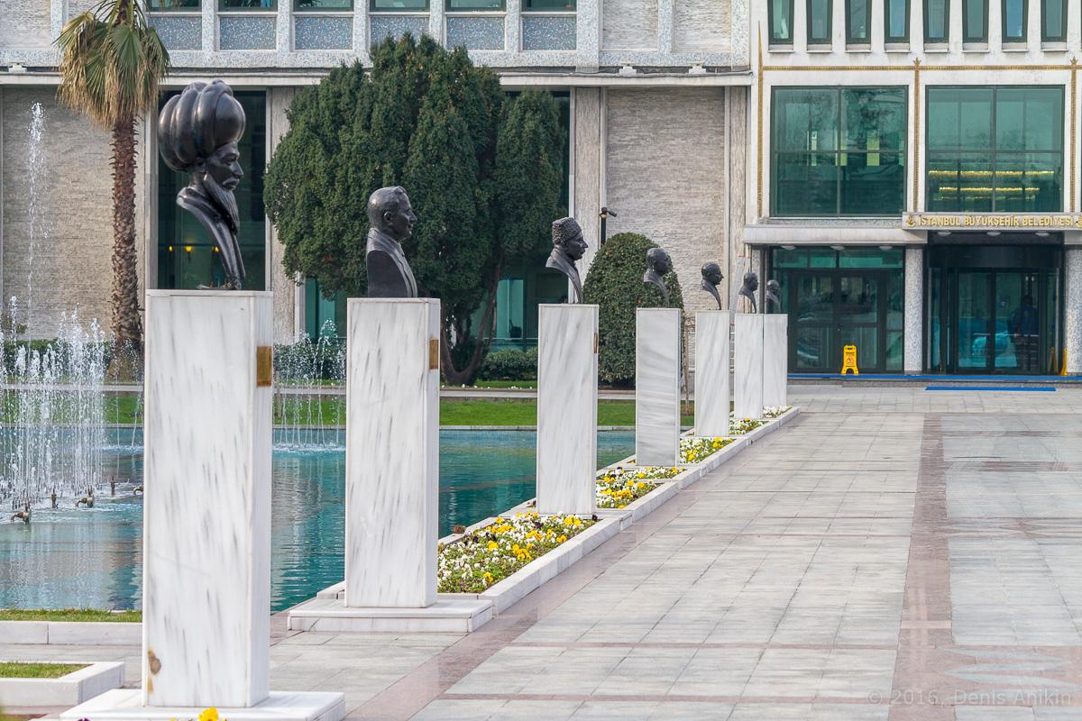 Тюльпаны Стамбул фото 5