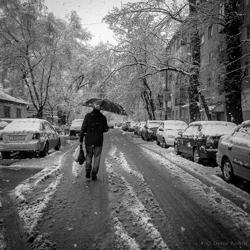снег фото 1