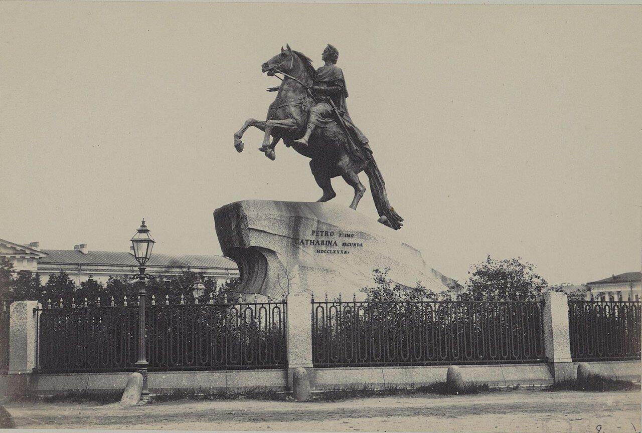 11. Памятник Петру Великому