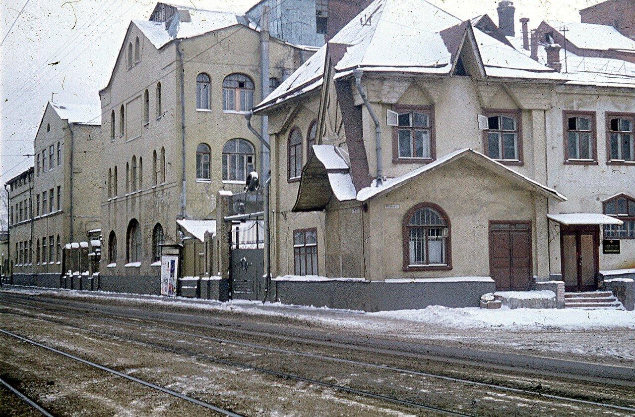 1971. Улица Достоевского (автор Юрий Славин)