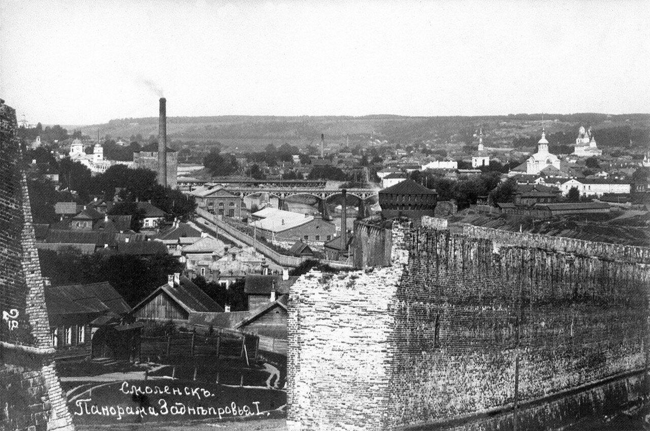 Панорама Заднепровья. Часть 1. 1905