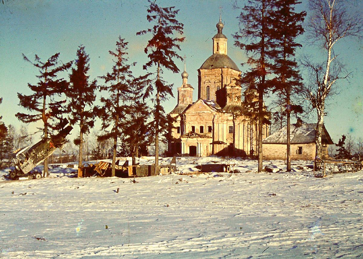 Вязьма. Екатерининская церковь