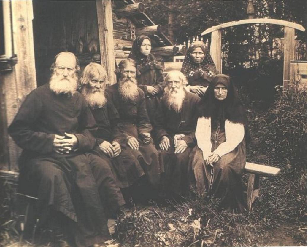 Старообрядцы Александровска