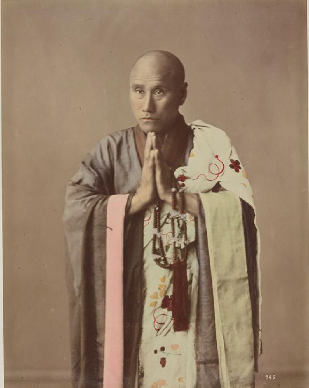 Буддистский священник