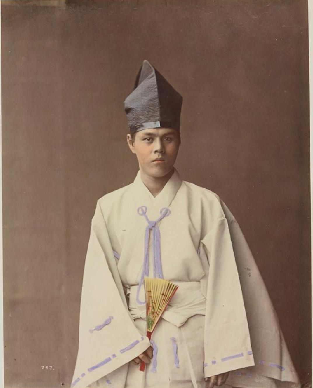 Синтоистский священник