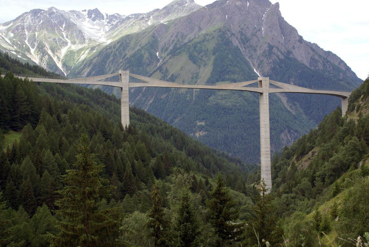 9 Ried-Brig Valais Schweiz