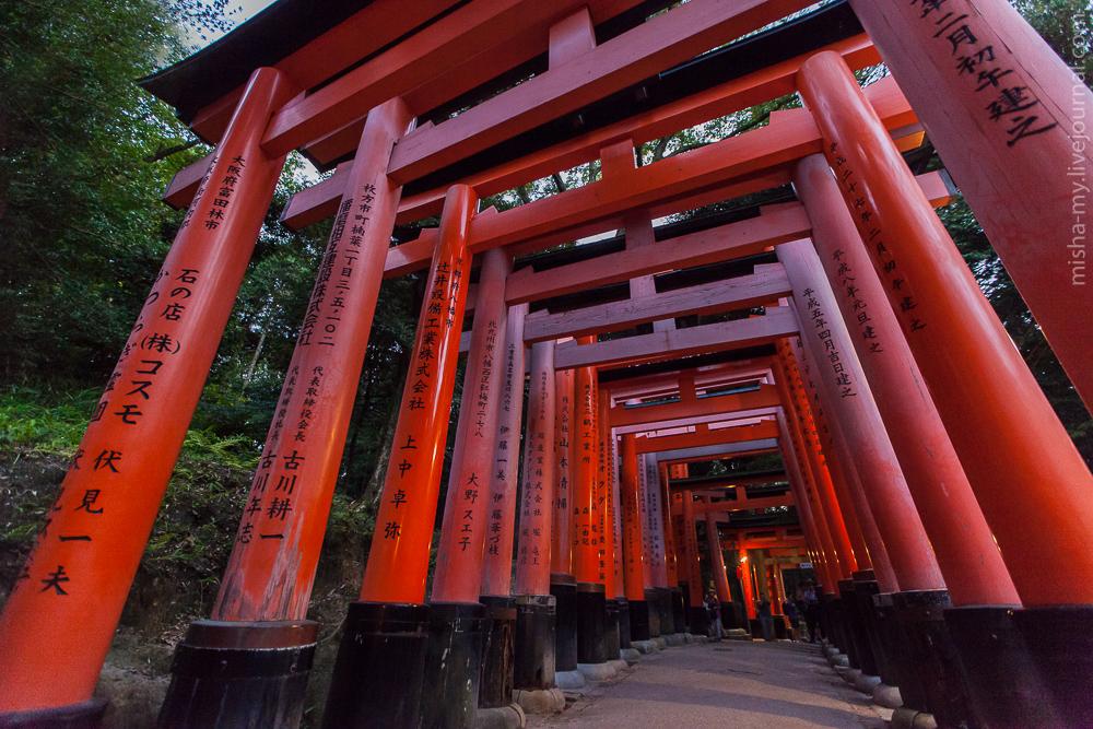 Япония. Часть 11. Киото (1)