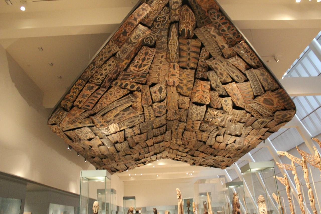Метрополитен музей Прогулка III Искусство Африки, Океании и Америки (Мир глазами дочери)