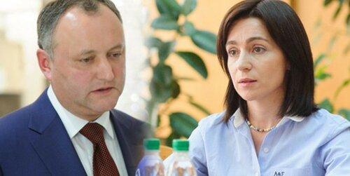 Президента Молдовы определит второй тур голосования
