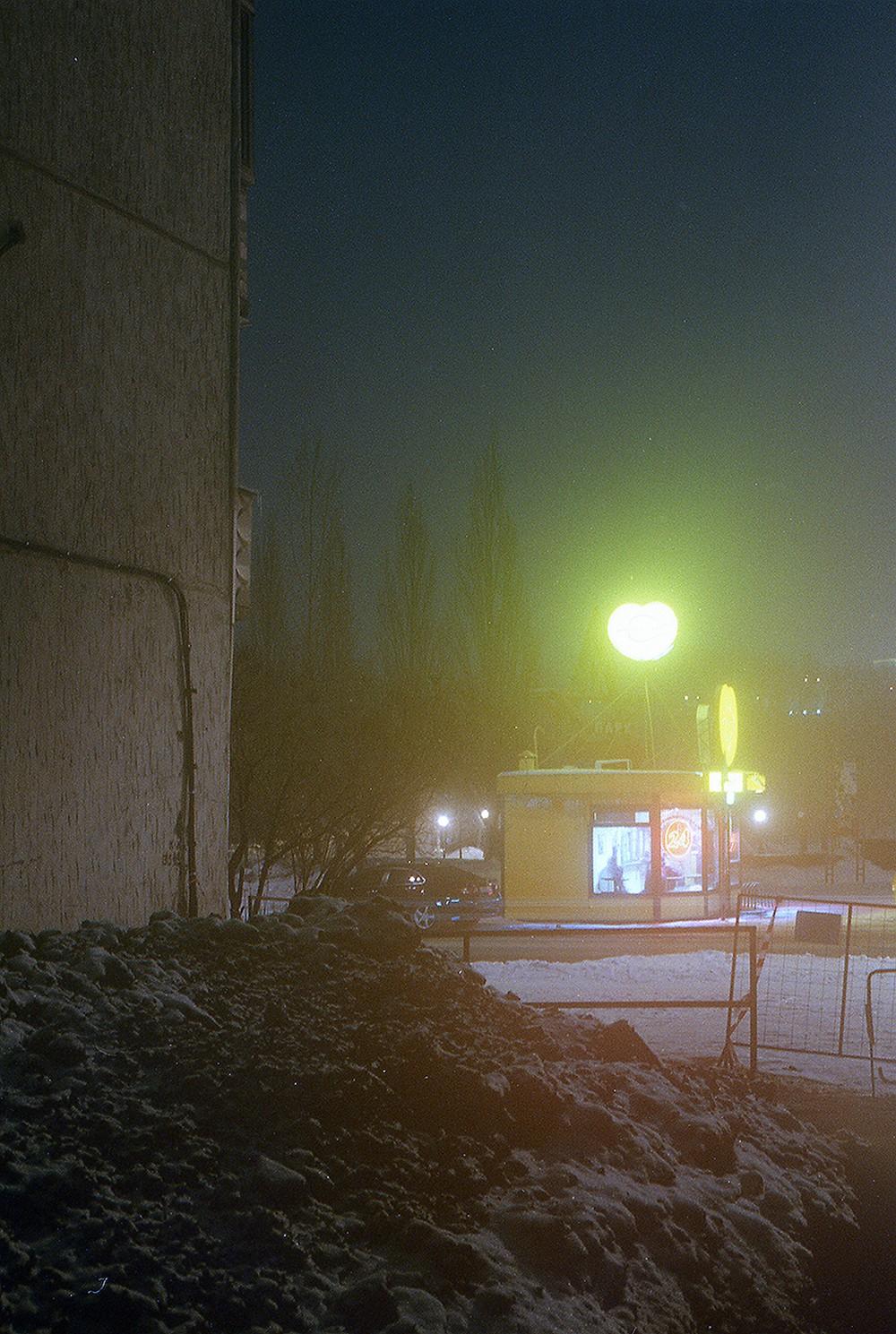 Фотопроект Влада Третьяка «Небольшой город в Сибири»