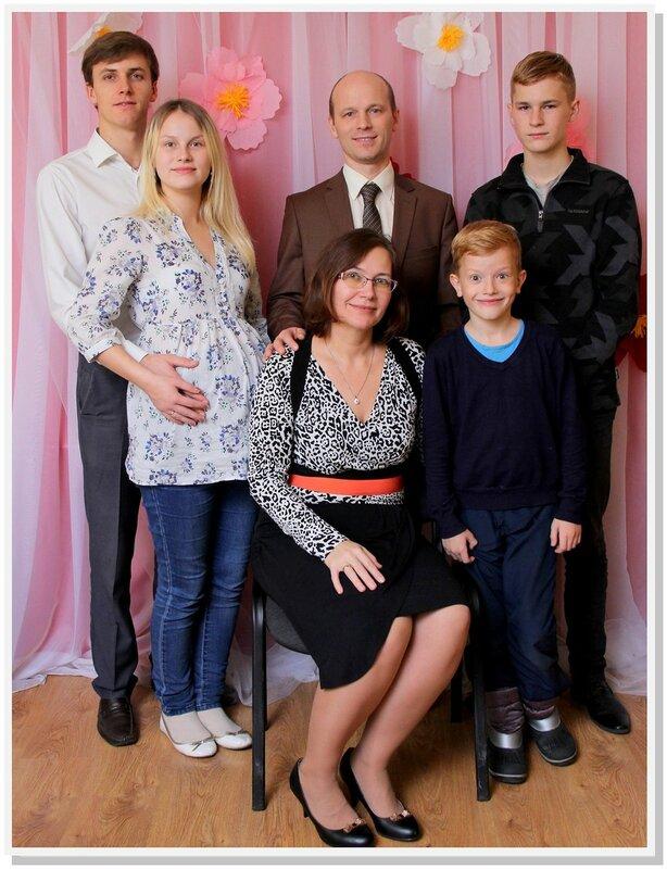 Идрисовы Дмитрий и Наталия