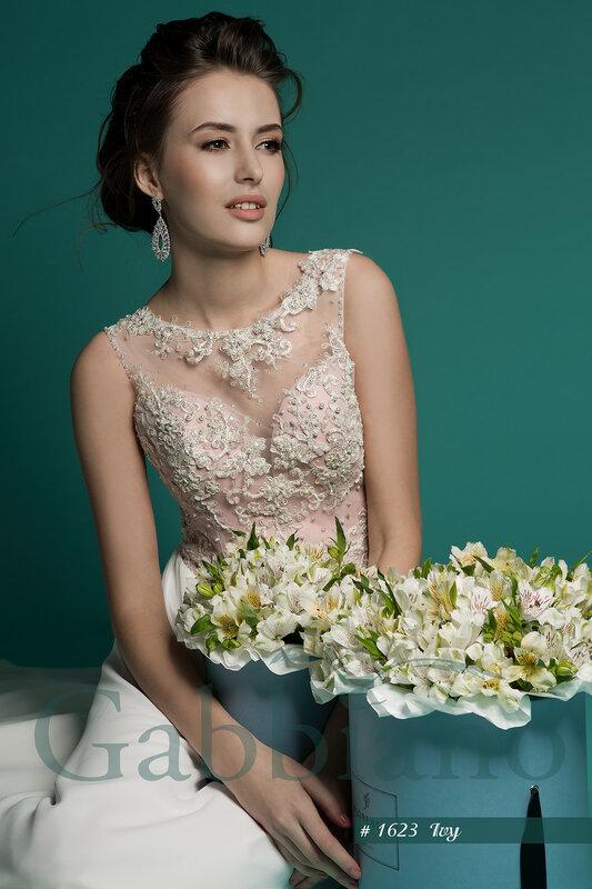 Свадебное платье Иви
