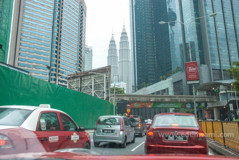 По Малайзии на автомобиле
