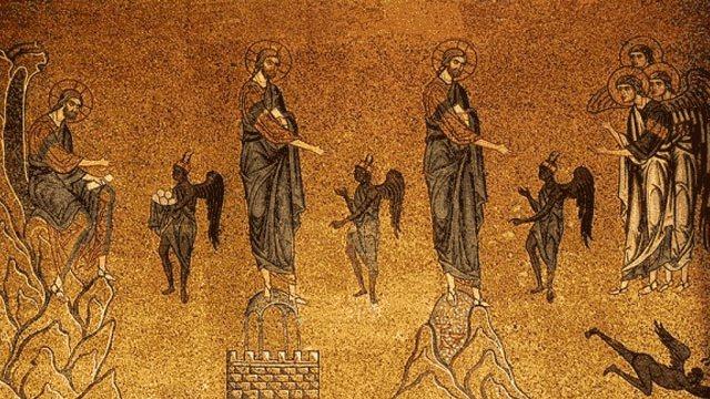 Искушения Христа в пустыне
