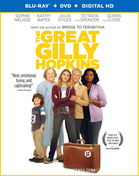 Великолепная Гилли Хопкинс / The Great Gilly Hopkins (2016/BDRip/HDRip)