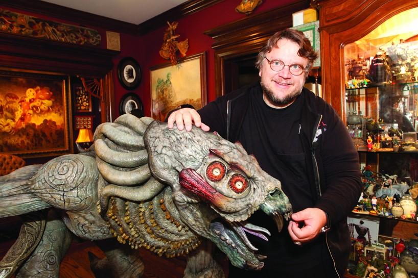 Выставка посвященная творчеству Guillermo del Toro