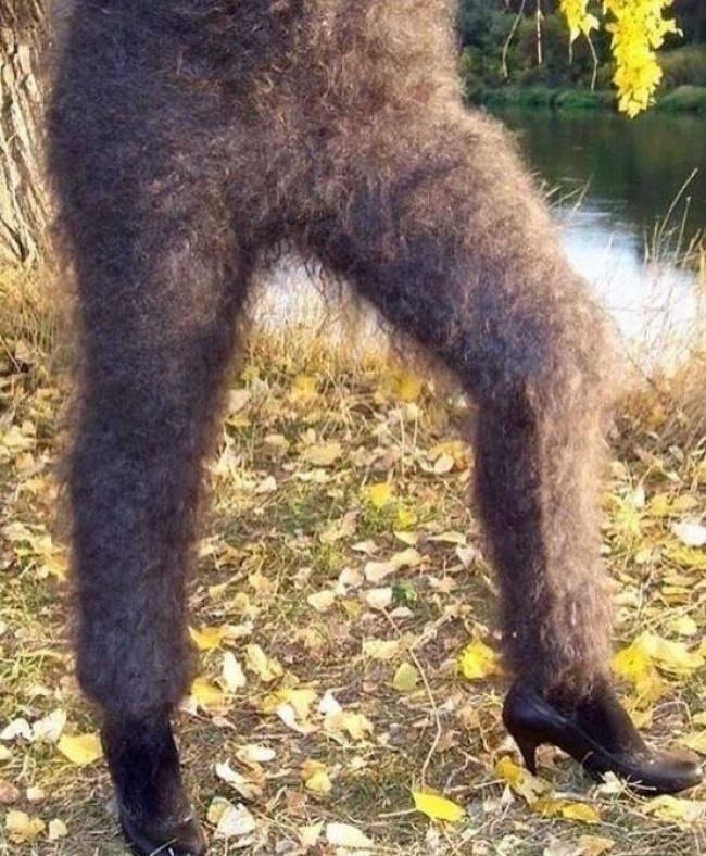 © twitter.com  Втренде— оренбургские пуховые лосины назиму.