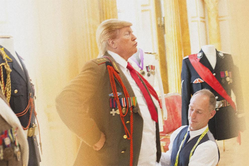 Фотографии, которые Дональд Трамп с удовольствием бы сжег