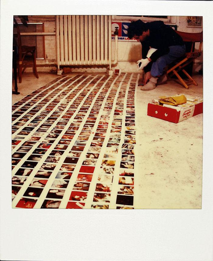 3 апреля 1984 года: к этому времени у Джейми было более 1500 фотографий.