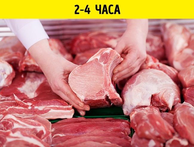 © depositphotos  Если приготовить мясо сразу после разделки туши, тооно получится жесткими,
