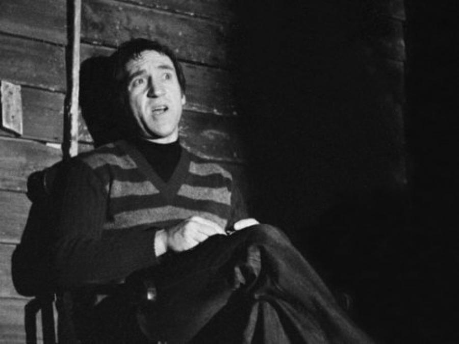 В 1978 году Высоцкий решил уйти из театра. Чтобы остановить талантливого актера, Любимов предложил е