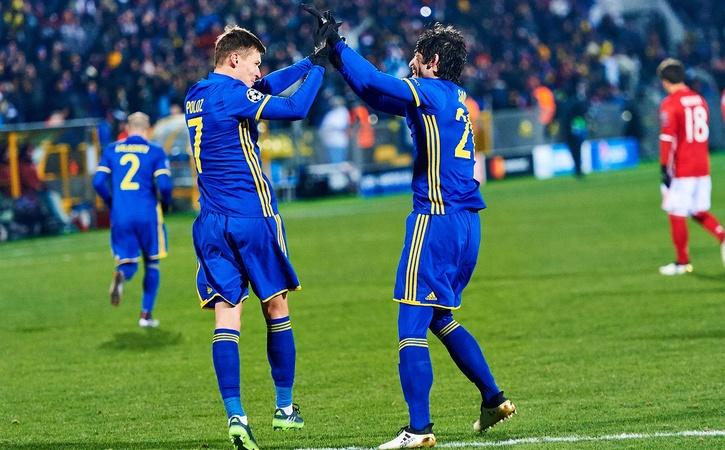 ФК «Ростов» принес больше всего очковРФ вкоэффициенте УЕФА
