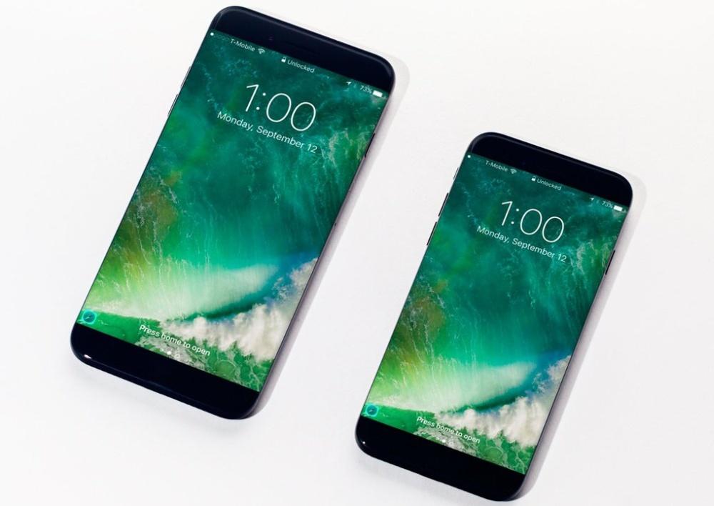Apple iPhone 8 получит раму изкованой стали
