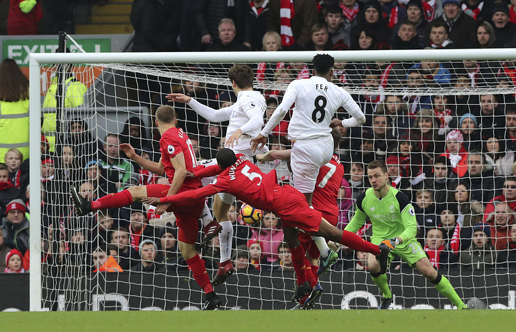 Дубль Льоренте помог «Суонси» одержать первую победу над «Ливерпулем» на«Энфилде»