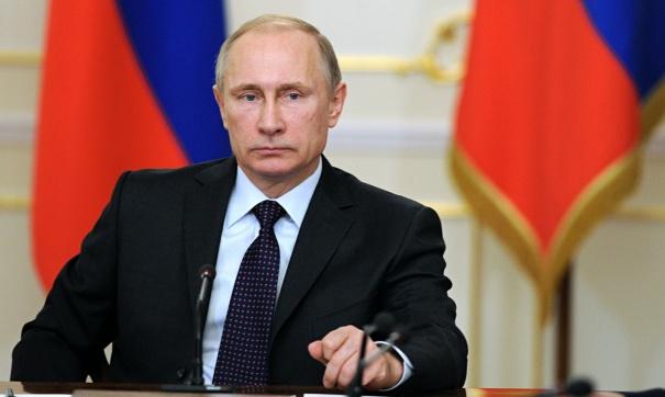 Уровень поддержки Владимира Путина достиг максимума ссамого начала года