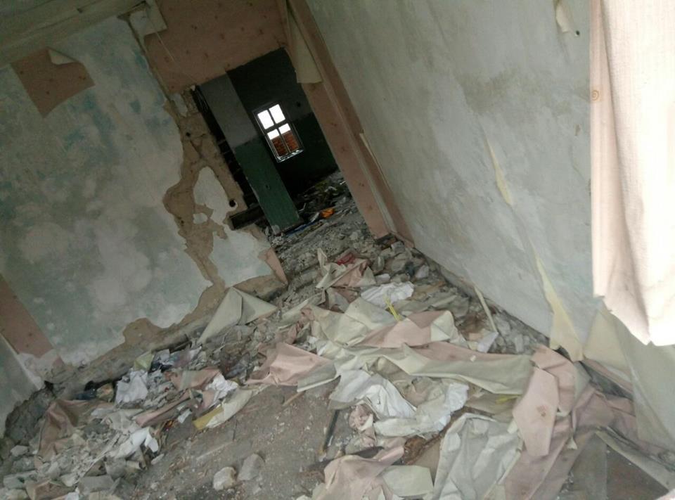 «Понеслась душа новоросса». предприниматель продемонстрировал разруху «национализированных» учреждений вГорловке