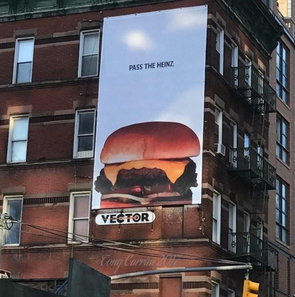 Heinz использовала идею для рекламы, которую выдумали в телесериале «Безумцы»