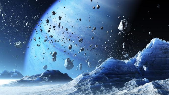NASA обнаружило подобную наЗемлю ледяную планету