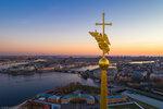 Ангел Петропавловского собора