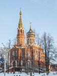Храм Казанской иконы Божией Матери г. Ижевск