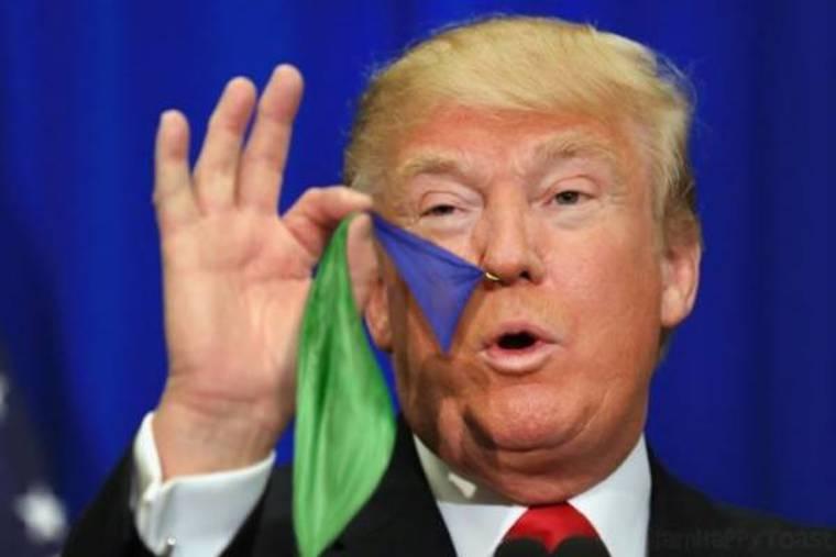 Donald Trump is a magician