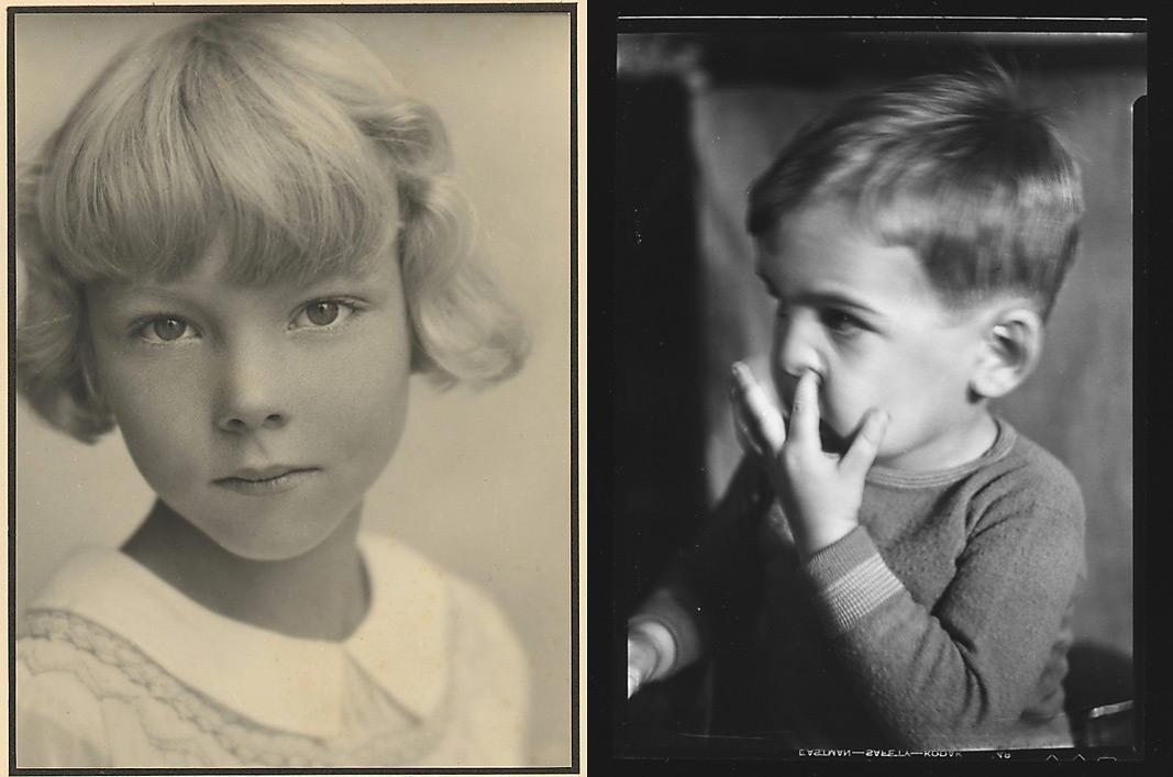 A Girl, Carmel / Johan Hagemeyer / 1930.  Unid