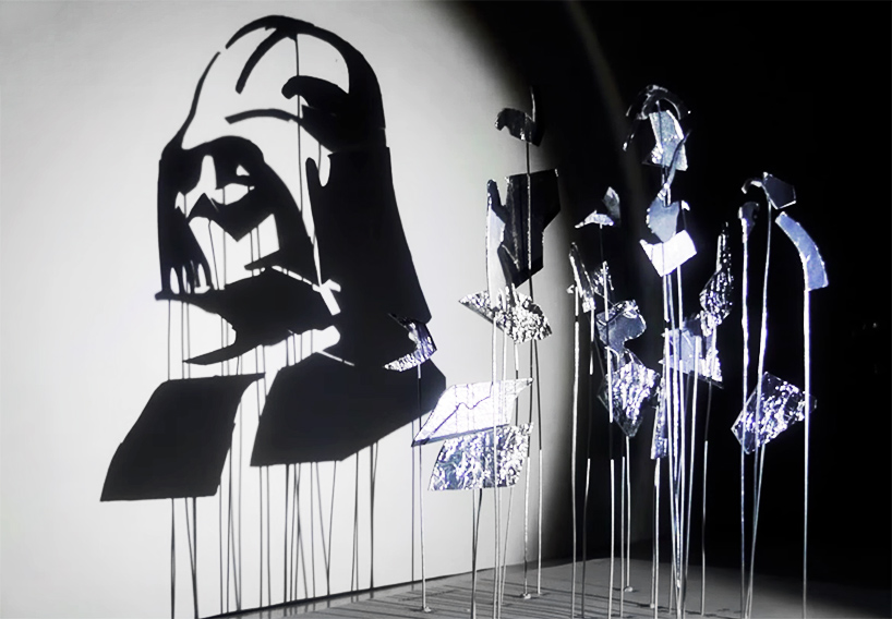 Star Wars Shadow Art (5 pics)