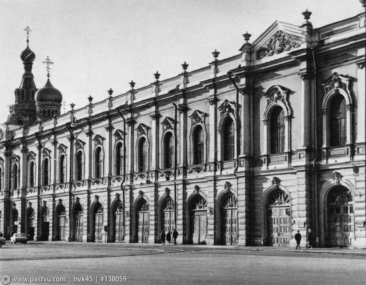 1972-73 Конюшенный музей.jpg
